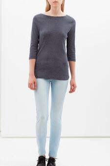 Jeans stretch skinny fit, Lavaggio chiaro, hi-res