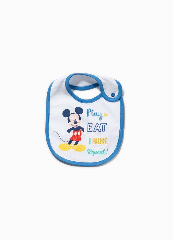 Mickey Mouse print bib | OVS