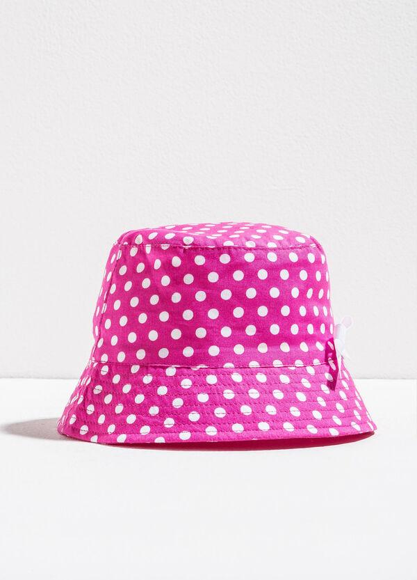 Polka dot fishing hat | OVS