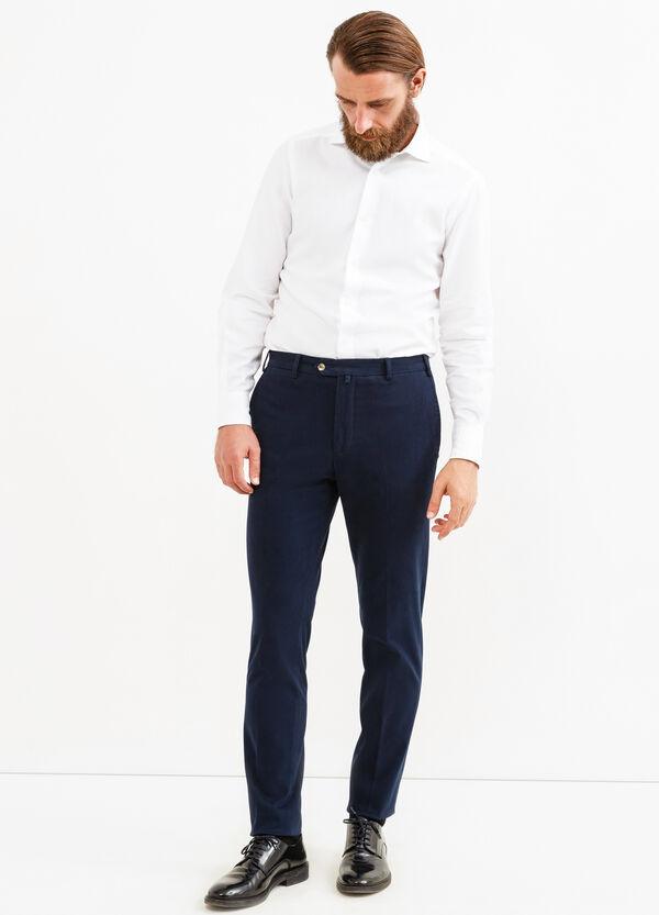 Pantalón Rumford con pliegue | OVS