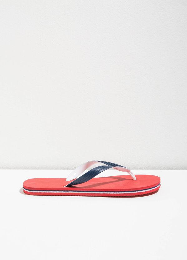 Rubber flip flops | OVS