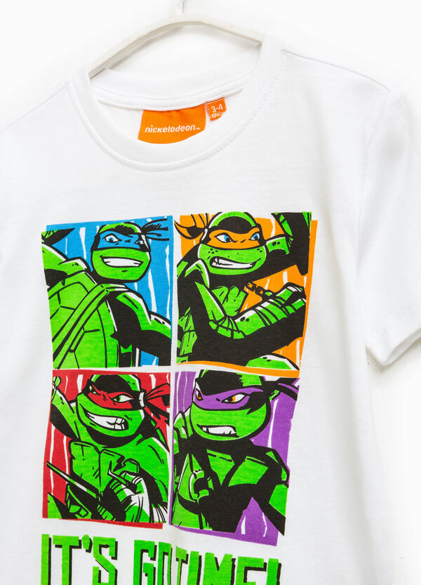 Teenage Mutant Ninja Turtle printed T-shirt | OVS