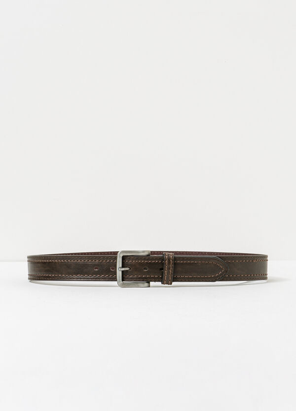 Belt with square buckle | OVS