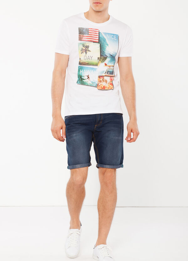 Short-sleeved T-shirt | OVS