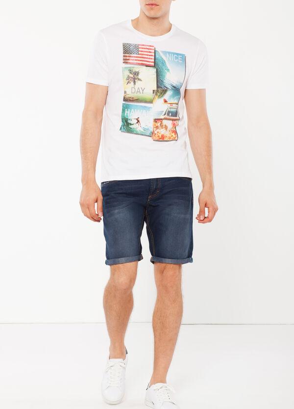 T-shirt a maniche corte | OVS