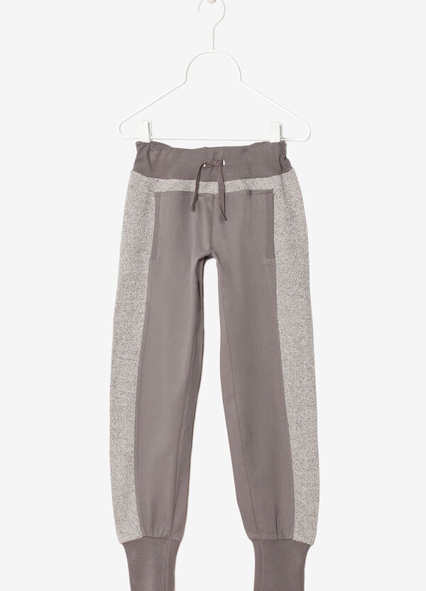 Two-tone joggers | OVS