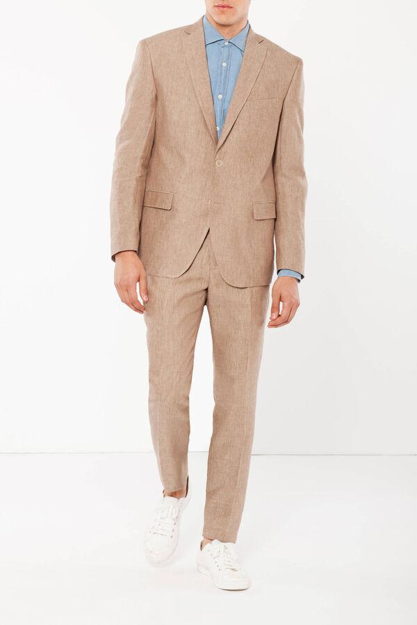 Elegant linen blazer | OVS