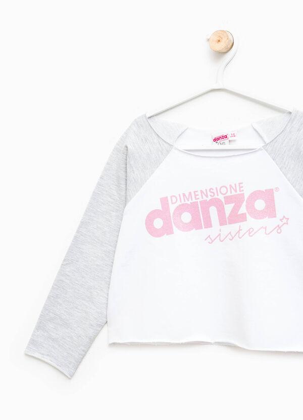 Dimensione Danza raw-cut sweatshirt | OVS