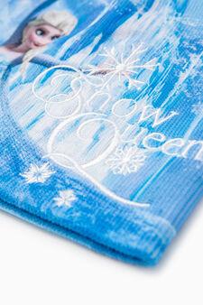Beanie cap with Frozen pattern, Soft Blue, hi-res