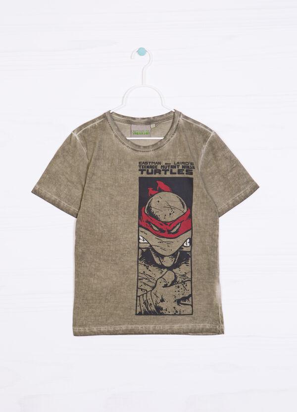 T-shirt puro cotone Ninja Turtles | OVS