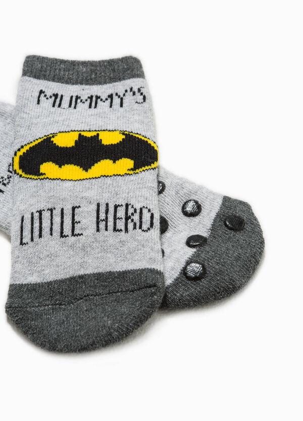 Calze antiscivolo con ricami Batman   OVS