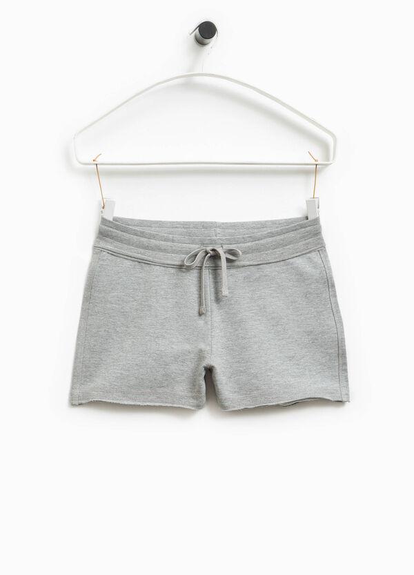Shorts en algodón elástico Smart Basic | OVS