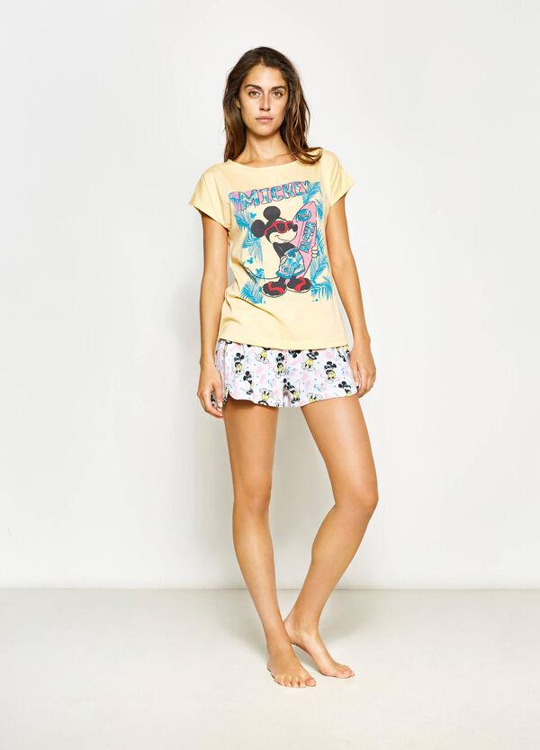 Pijama de manga corta de Mickey Mouse | OVS