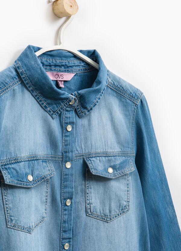 Camisa vaquera con bolsillos | OVS