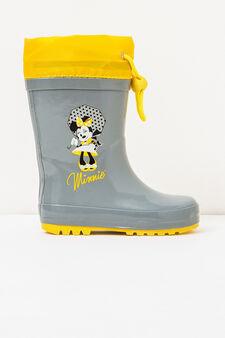 Minnie Mouse Wellingtons, Grey, hi-res