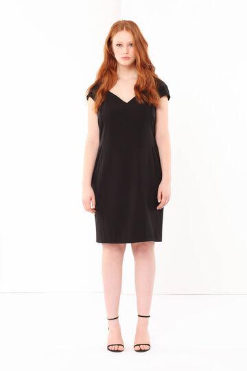 Curvyglam midi length dress