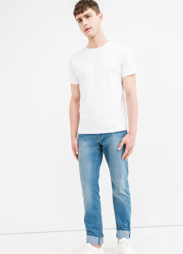 Jeans straight fit stretch used | OVS