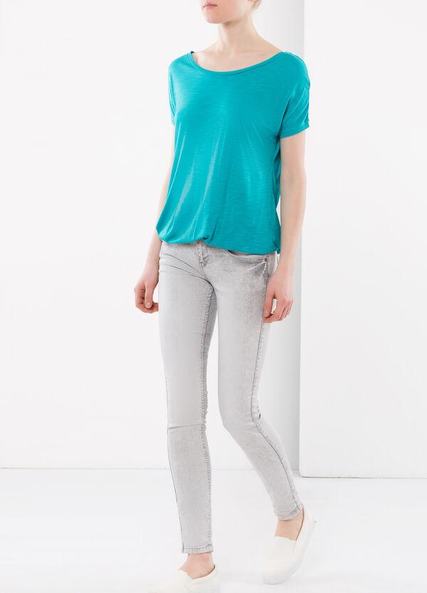 T-shirt con elastico | OVS