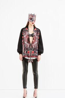 Bra, Jean Paul Gaultier for OVS, Black, hi-res