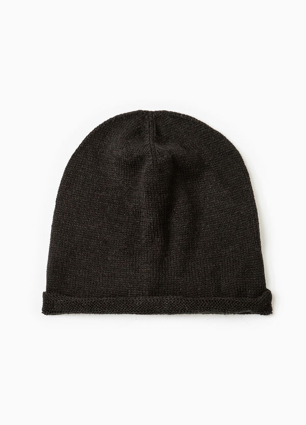 Beanie with turn-up | OVS