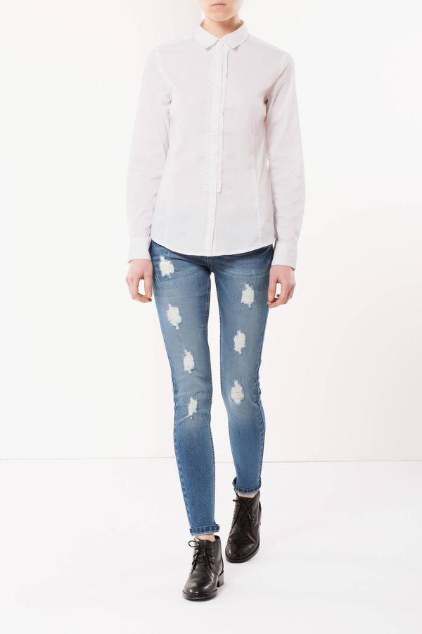 Flounced shirt | OVS