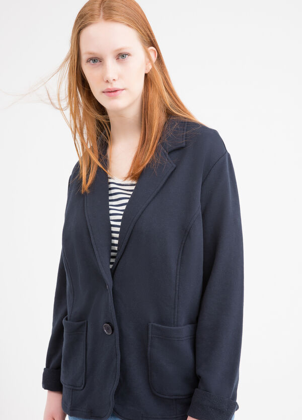 Plain Curvy jacket   OVS
