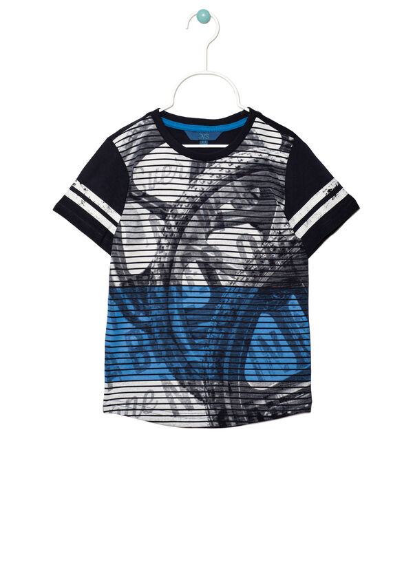 100% cotton jersey T-shirt | OVS