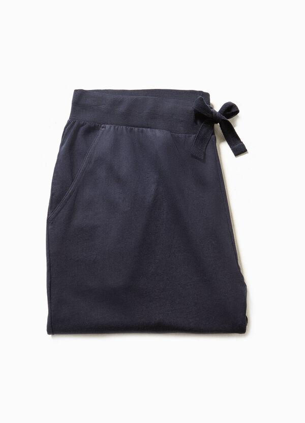 Pantalón de pijama de punto con bolsillos | OVS