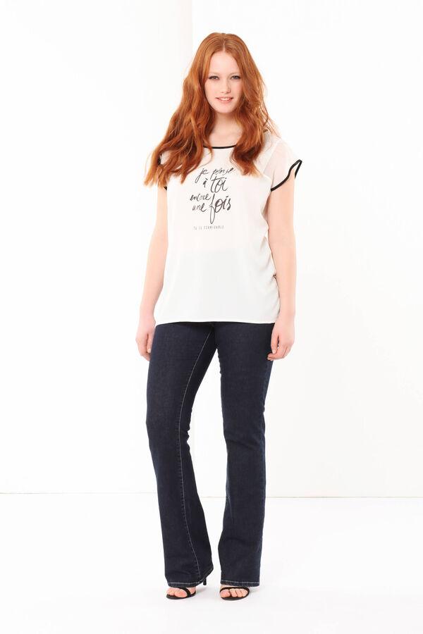 T-shirt stampata Curvyglam | OVS