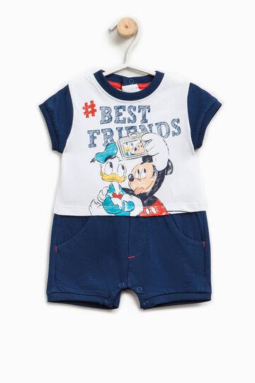 Pelele de Donald y Mickey Mouse
