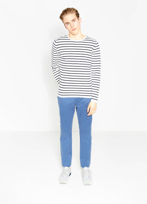 Regular-fit chinos | OVS