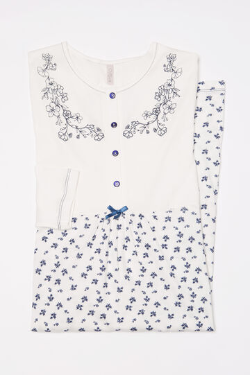Printed nightshirt