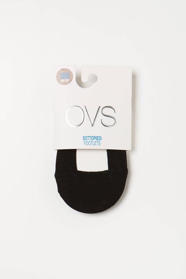 Calze salvapiede cotone stretch | OVS