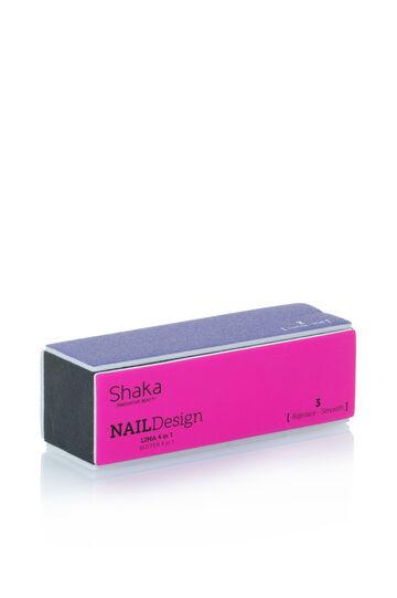 Filing block for natural nails, Multicolour, hi-res