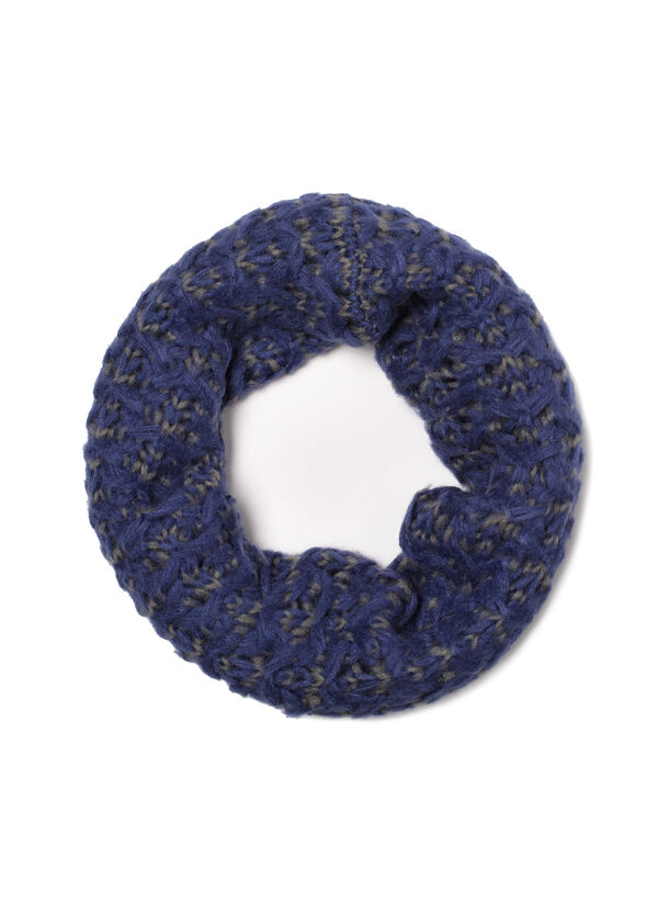 Knitted loop scarf | OVS