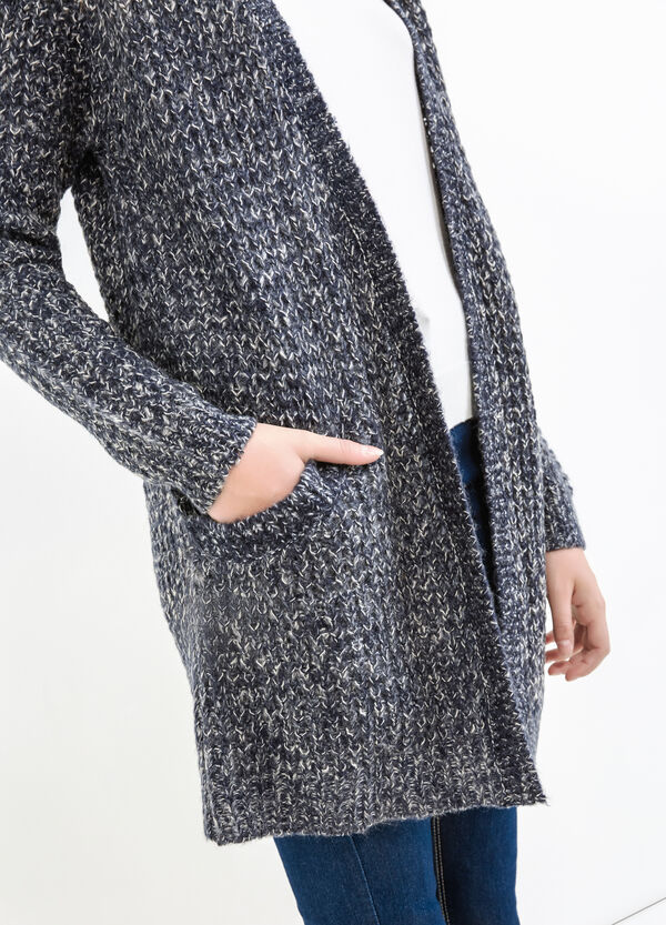 Long cardigan without buttons | OVS