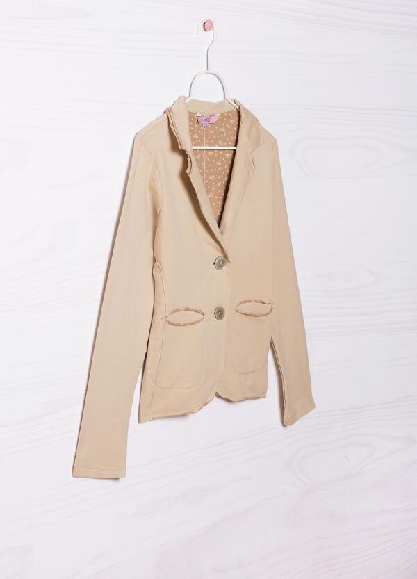 Stretch cotton jacket   OVS