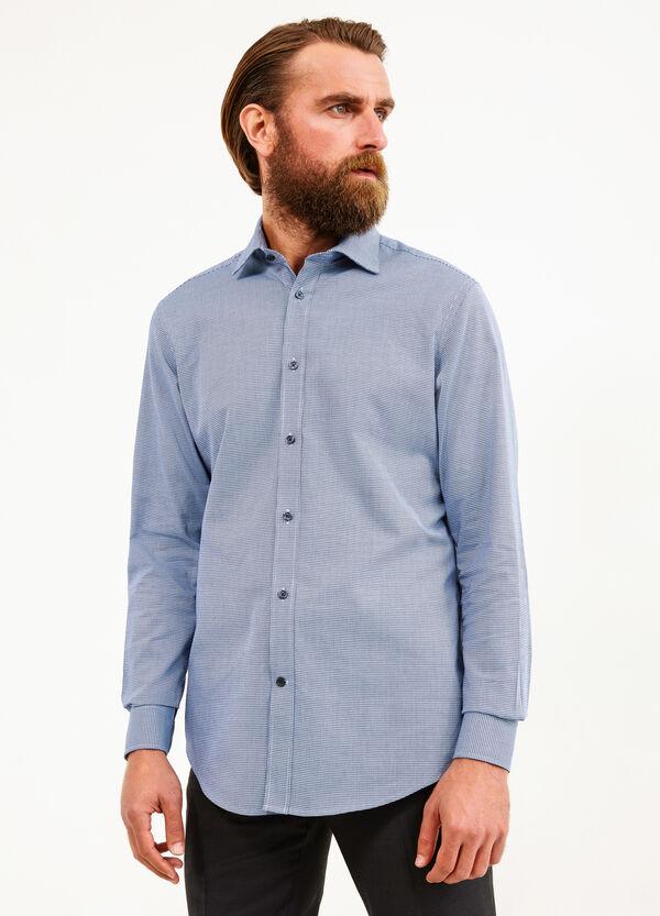 Camicia formale pied de poule | OVS