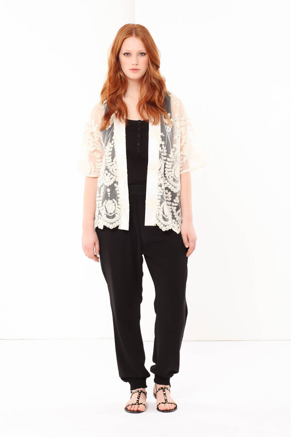 Curvyglam embroidered blouse | OVS