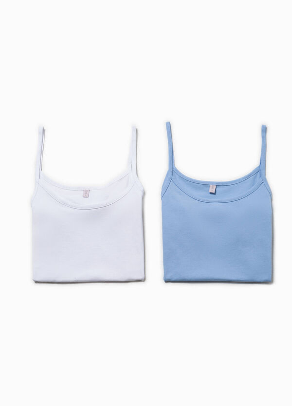 Two-pack jersey under tops | OVS