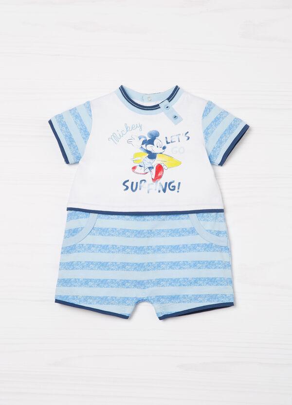 Mickey Mouse 100% cotton onesie | OVS