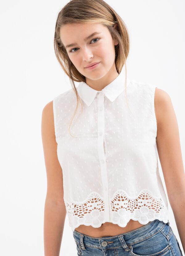 100% cotton Teen shirt | OVS