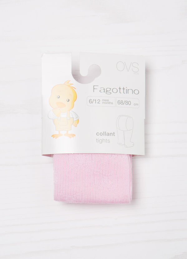Cotton blend tights | OVS