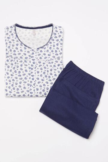 Printed pyjamas in 100% cotton