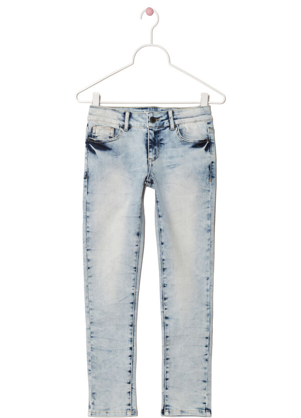 Jeans super skinny fit delavé   OVS