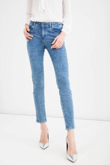 Jeans skinny fit stretch, Blu, hi-res