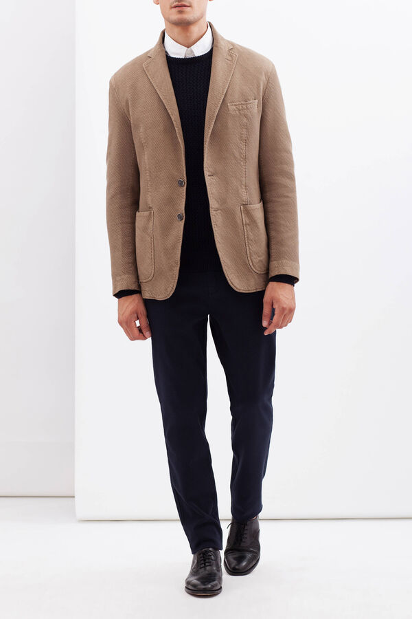 Rumford two-button plain jacket | OVS