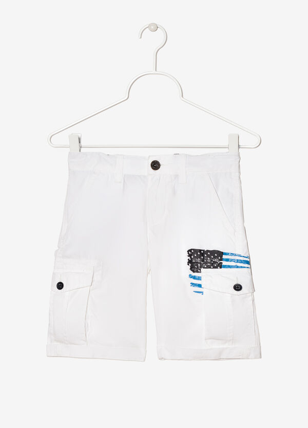 Shorts with big pockets | OVS