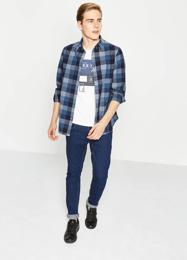 G&H casual check shirt | OVS