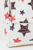 Zaino fantasia stelle, Bianco, hi-res